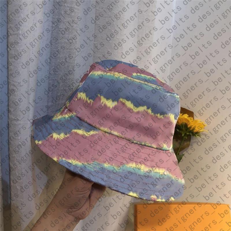 Renkli Klasik Kova Şapka Bonnet Kap Kadın Tasarımcılar Kapaklar Şapka Erkek Bayan Lüks Ünlü Beanie Beyzbol Kap D201212CE