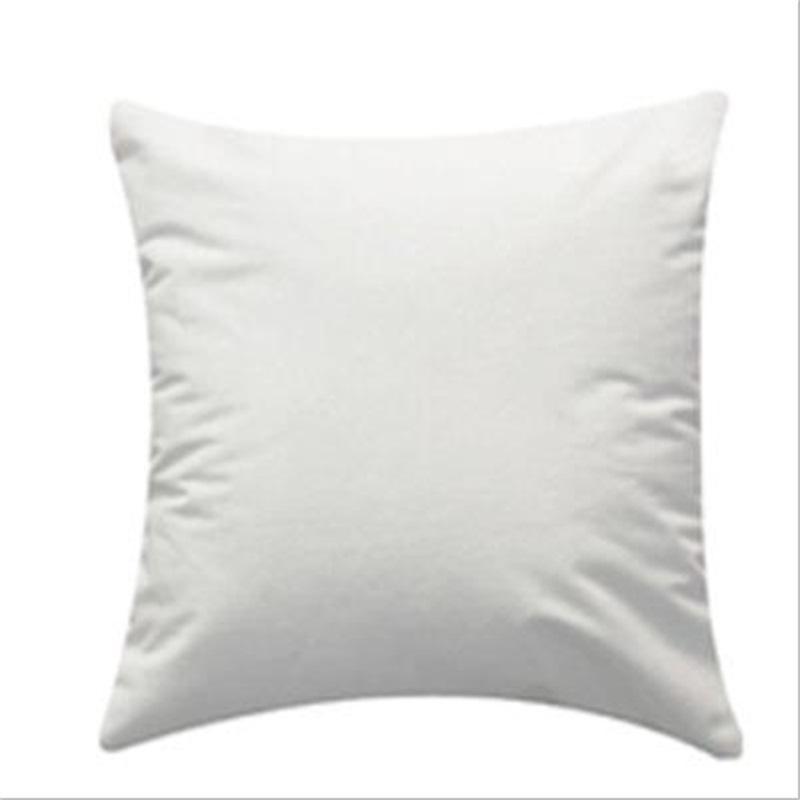 Sublimation Blank Blank Sequin cuscino casi TRANFER TRANFER CUSCINO CUSCINO 40 * 40CM Flip Sequin FoderaCo decorazioni per la casa DIY A 159 K2