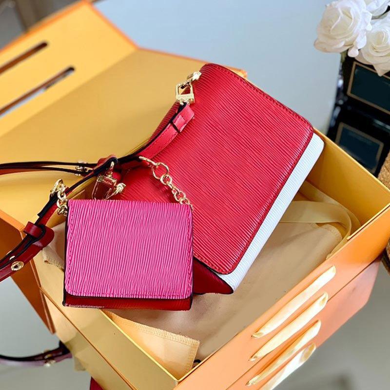 Bloqueo de cadena de bloqueo para mujer calidad genuina moda alto monedero liso messenger cuero cruz billeteras arte ilustraciones mastling handbag uiwai