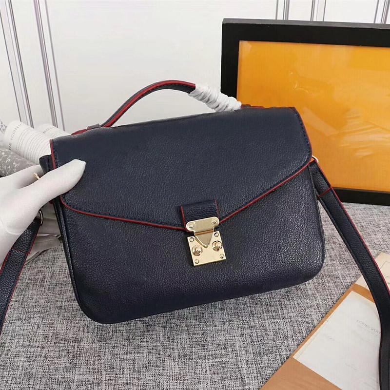 Designer Tasche Luxus Crossbody Messenger Umhängetaschen M40780 Gute Qualität Designer Geldbörsen Damen Handtasche Druck Blumen Totes Designer Tasche