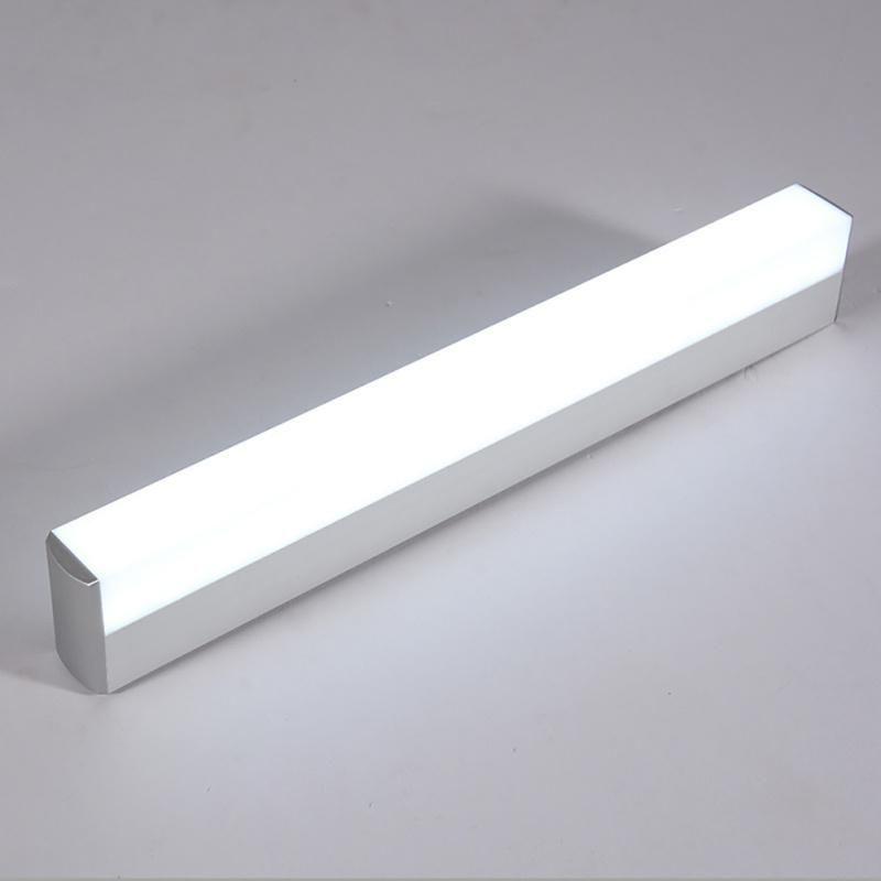 Duvar Lambası Modern LED Ayna Işık 12 W 16 W 22 W Çalışma Odası Okuma Odası Başucu 85-265 V Akrilik Monte Banyo Aydınlatma