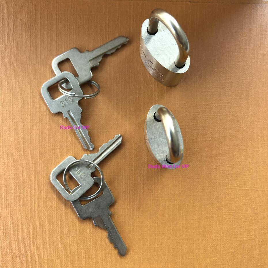 Collezione Articolo Moda Gift Classic Regalo L Sytle Lock and Key Set 3.5x2cm Ideale utensile fai da te