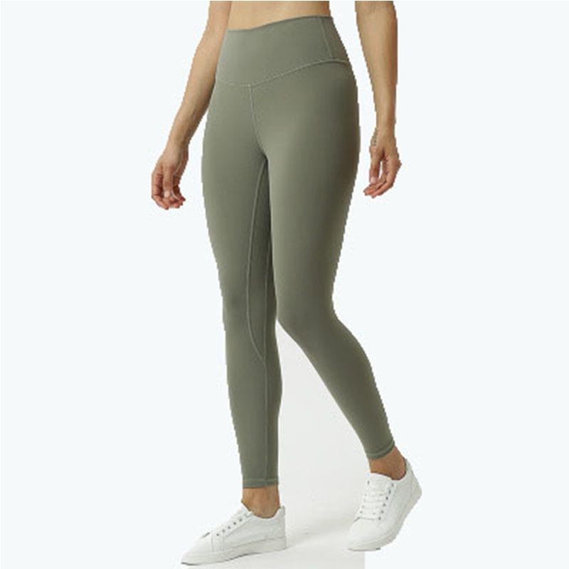 Femmes Energie Leggings High Taille Élastique Buttery-Soft Fitness Fitness Sports Leggings Girl Aligner Collant Yoga Collants Pantalon Leggings X1227