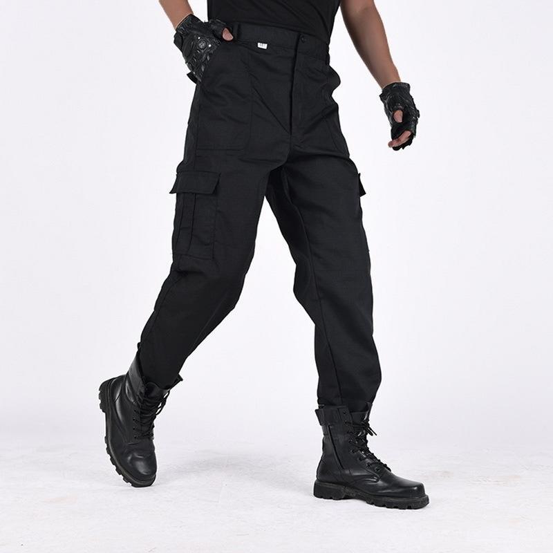 Cysincos военные тактические брюки мужские водонепроницаемые грузовые брюки дышащие твердые боевые брюки работают пробежки Swat боевые брюки 201110