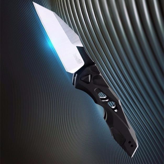 Kershaw 7650 lançamento13 CPM154 lâmina única ação automática automática acampamento sobrevivência faca de dobramento faca de presente ferramentas ao ar livre A3159