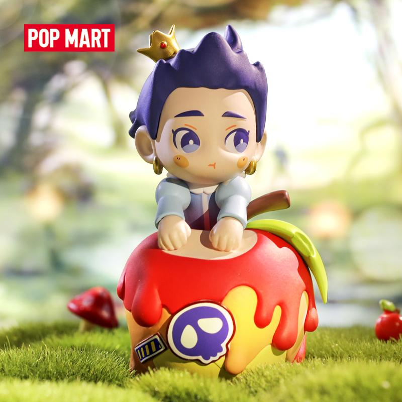 Pop Mart Nezha's Hadas Tale Tour Series Tour Chinese Fairy Tale Toys Figure Figura de acción Caja de cumpleaños Regalo de cumpleaños Niño Juguete Envío Gratis 201202