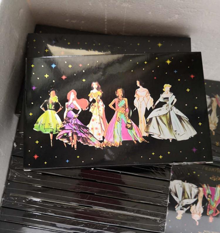 Coleção de desenhista Dropshipping 15 cores Sombra por Famoso Marca DHL Grande Qualidade