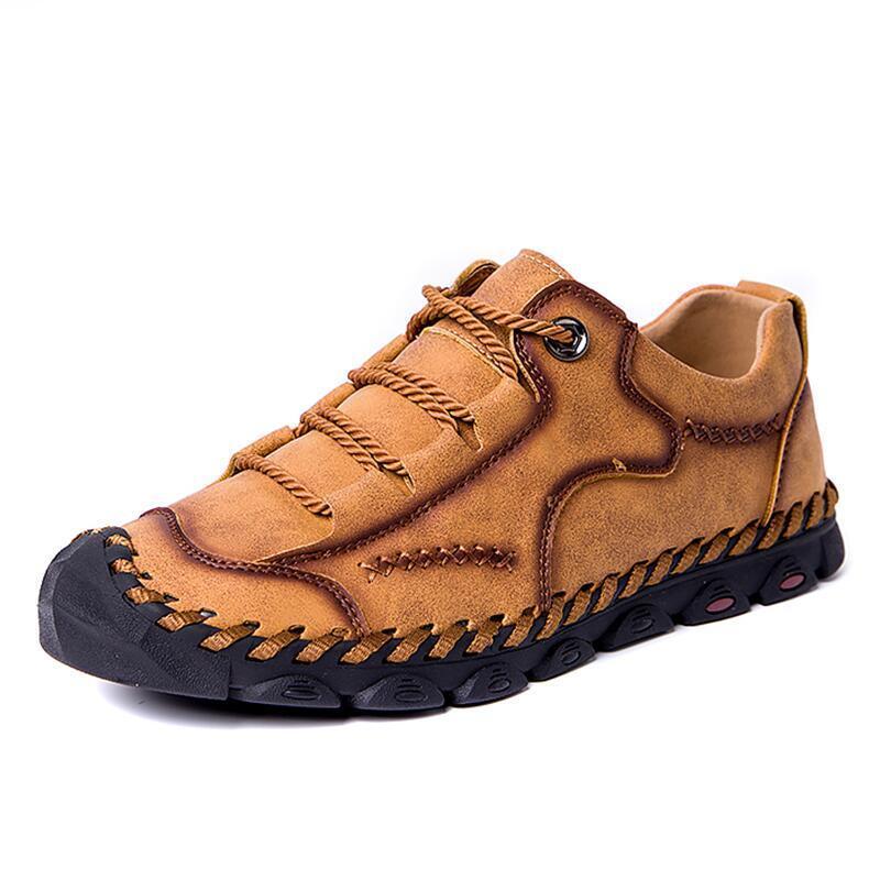 Ayakkabı Erkekler Big üzerinde Vancat 2019 İlkbahar rahat ayakkabı erkekler Moda Loafers Erkekler Rasgele Sürüş Ayakkabı Yumuşak Makosenler Flats Kayma