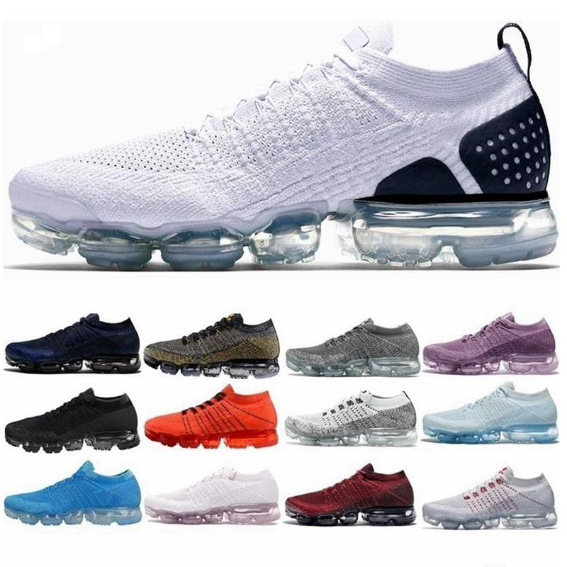 air Vapormax max Flyknit Utility Mens Tn Running Shoes Air Plus Triplo Black White Tiger Cinza Laranja Vermelho Chaussures Tns Requin Moda Maxes Trainers Sneakers zk03