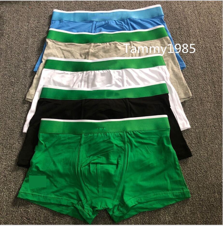 7 Farben Hohe Qualität Herren Boxer Kurz Unterwäsche Mann Shorts Unterhose Mens Sexy Unterwäsche Lässig Mann Cueca Boxer Männliche Homosexuell Unterhose Shorts