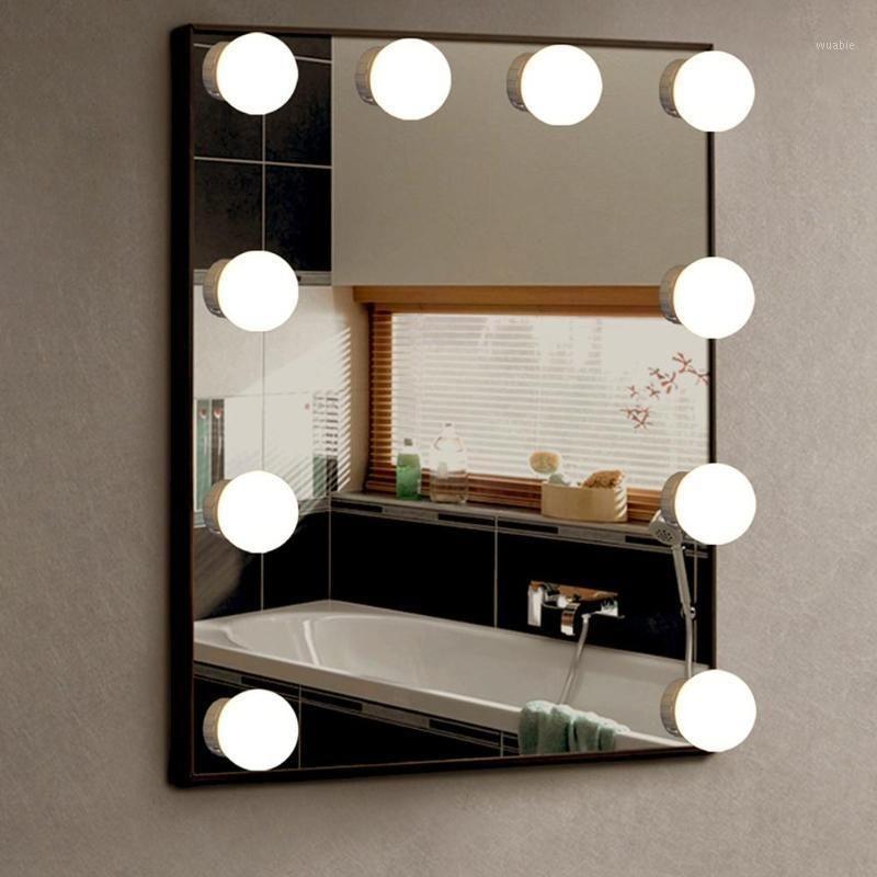 Bathroom Dressing Table LED Makeup Lamp Wall Bulb Vanity Cosmetic Mirror Light1