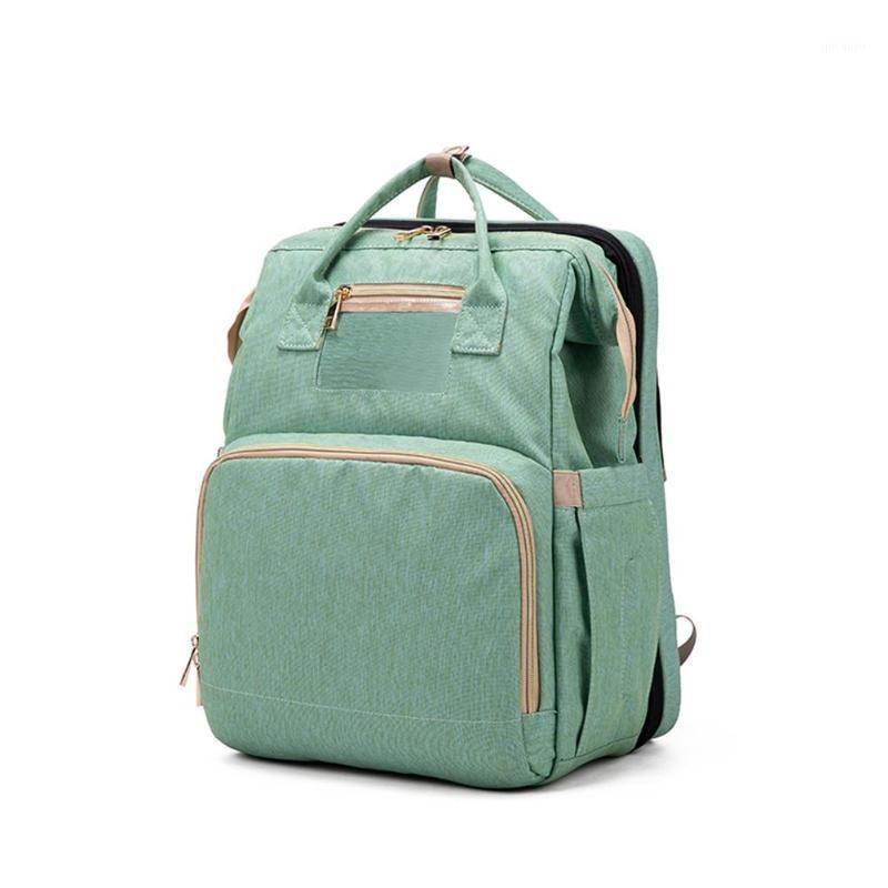 Bolsa de fraldas portátil Backaplack de viagem Mudança para mãe pai bebê mochila maternidade Sunen Mochila Maternal Stroller Bag1