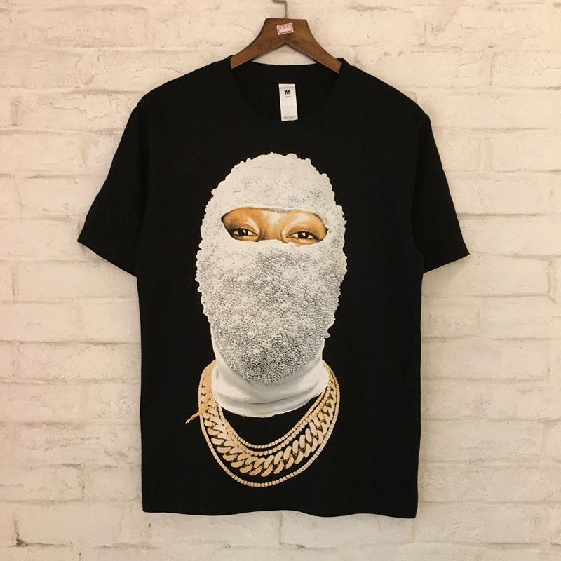 Estranho Coisas T Camiseta Homens Mulheres Diamante Mulher Mascarada Mulher 3D T Camisas Ih Nom Nit Paris Limited Stranger Coisas T Shirt Y19072201