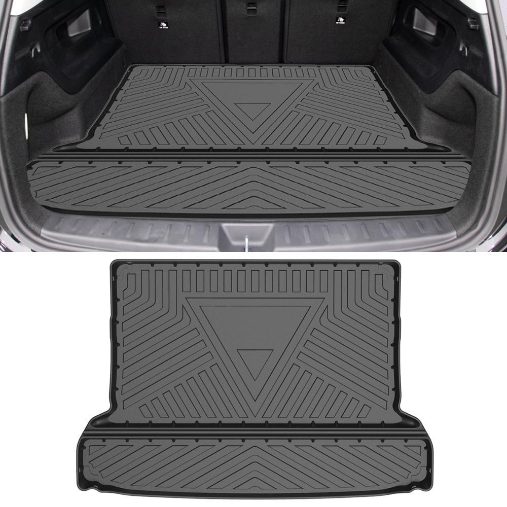 Для Mercedes-Benz GLB-Class X247 2019-2020 автомобильный грузовой лайнер Всепогодные TPE коврики багажника Водонепроницаемый загрузочный лоток Ковровые принадлежности