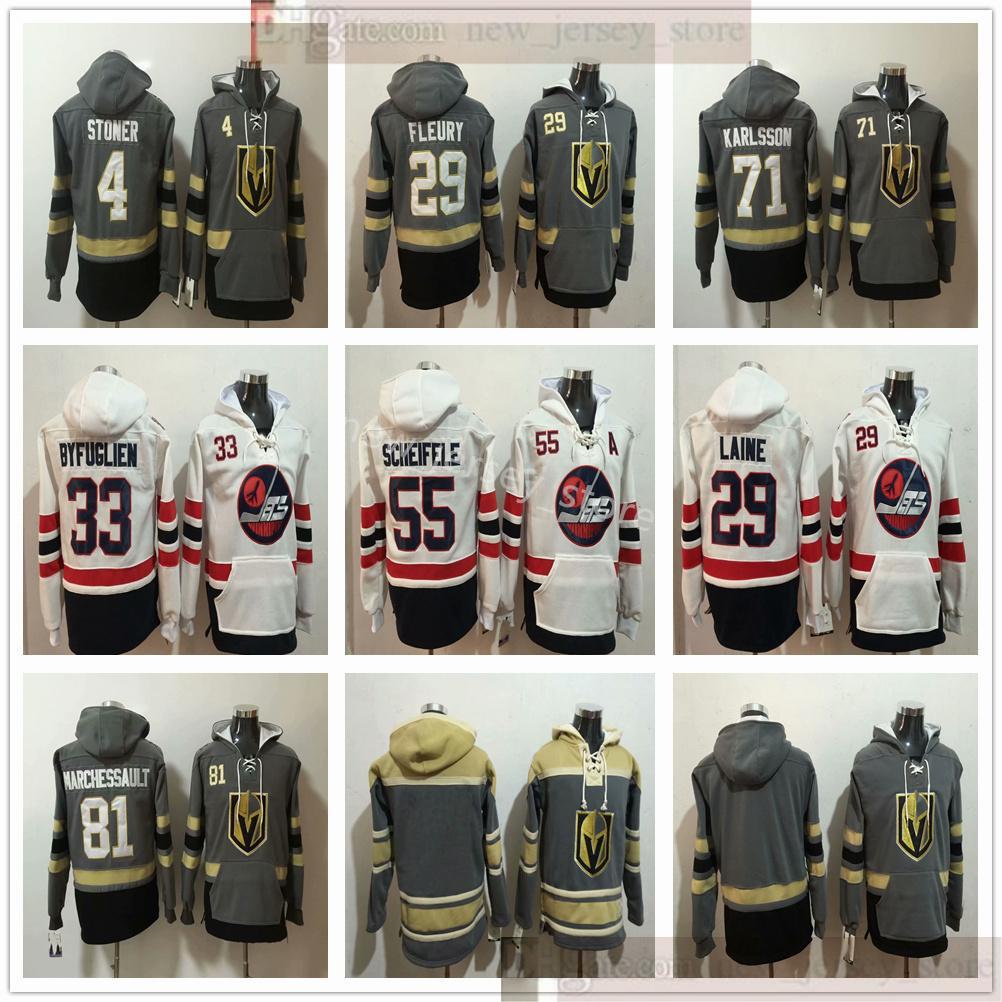 Hokkey Hockey Hockey Hokkey Hokkey 29 Marc-Andre Fleury 71 William Karlsson 29 Patrik Laine 33 Dustin Byfuglien 55 Марк Scheifele