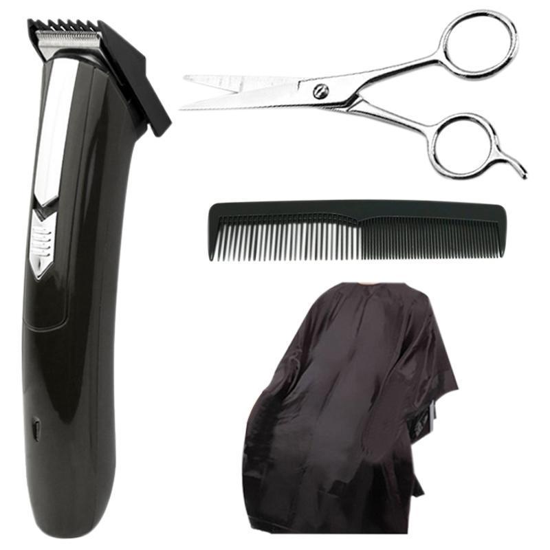 Electric Clibper для волос аккумуляторная тренировка волос режущая машина борода бритва тримера для мужчин парикмахерный бритье