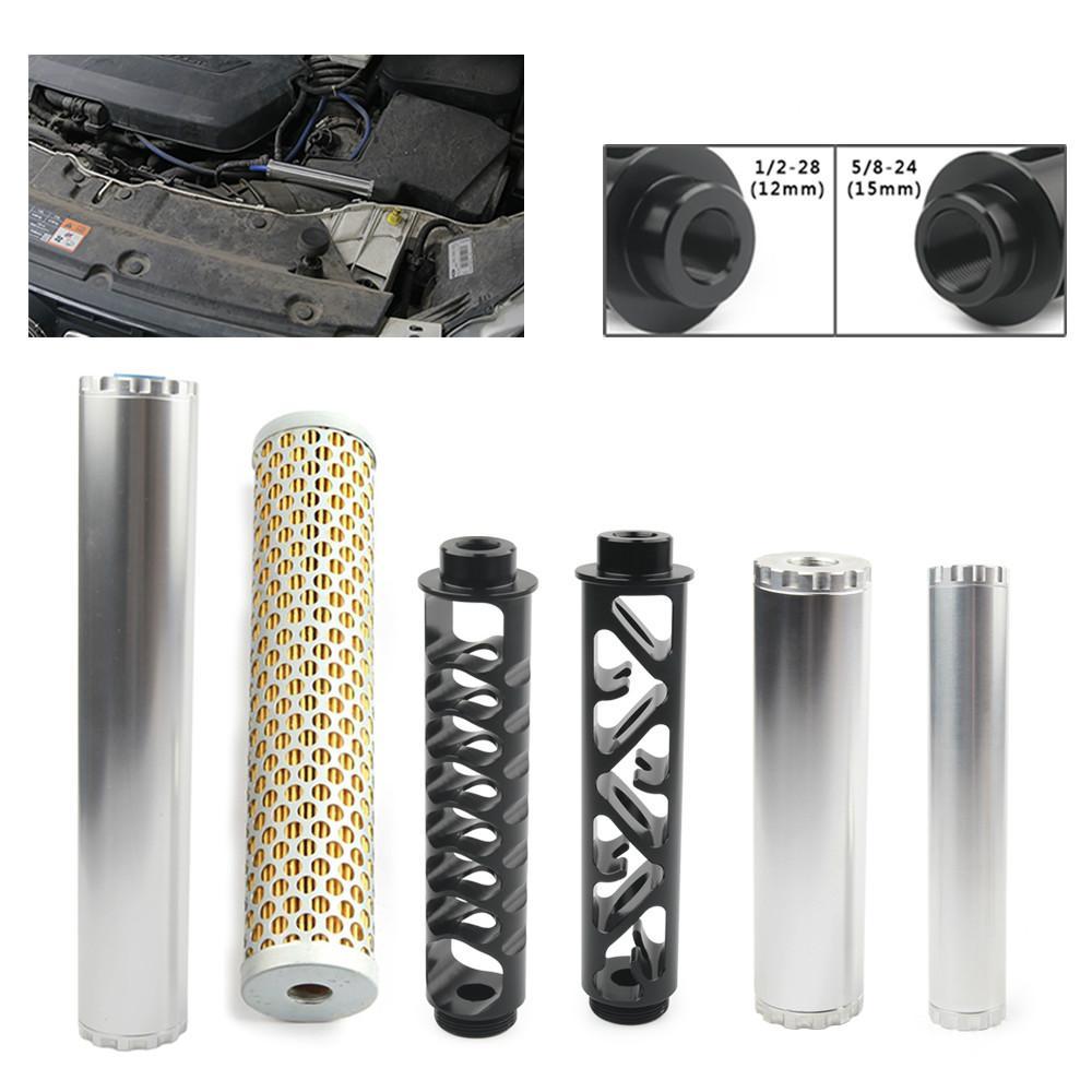 فلتر الوقود السيارة مجموعة كاملة من الألومنيوم 1/228 أو 5/8-24 مذيب فخ ل NAPA 4003 WIX 24003
