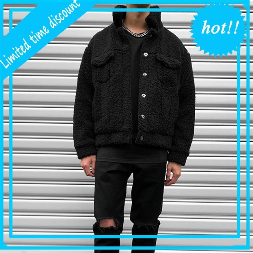 Original Revers Streetwear Dicke Wintermantel Herren Feste Übergröße Gepolsterte Jacke Hip Hop Casual Windjacke Parka