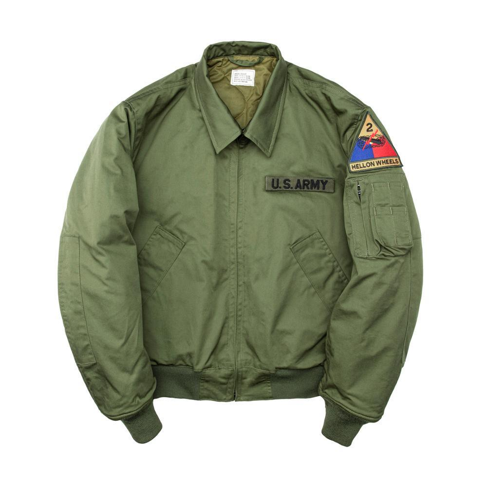 Red Tornado you oil tanker jacket cold weather military combat uniform for man SWQ3