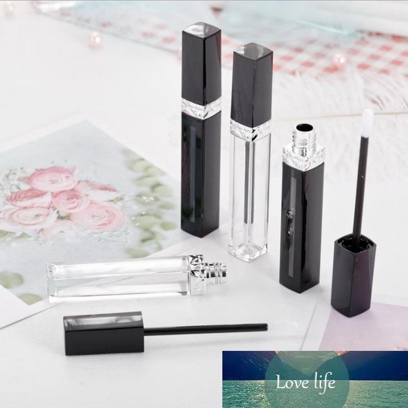 1 stück leer kunststoff lipgloss flasche runde lip gloss rohr reisen benutzung lip glaze kosmetische container nachfüllbare flaschen drop shipping