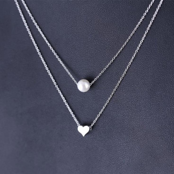 Colgante de moda colgante collar letra mujeres hombres collar de cristal diamante lujos collares dama joyería regalo mejor calidad