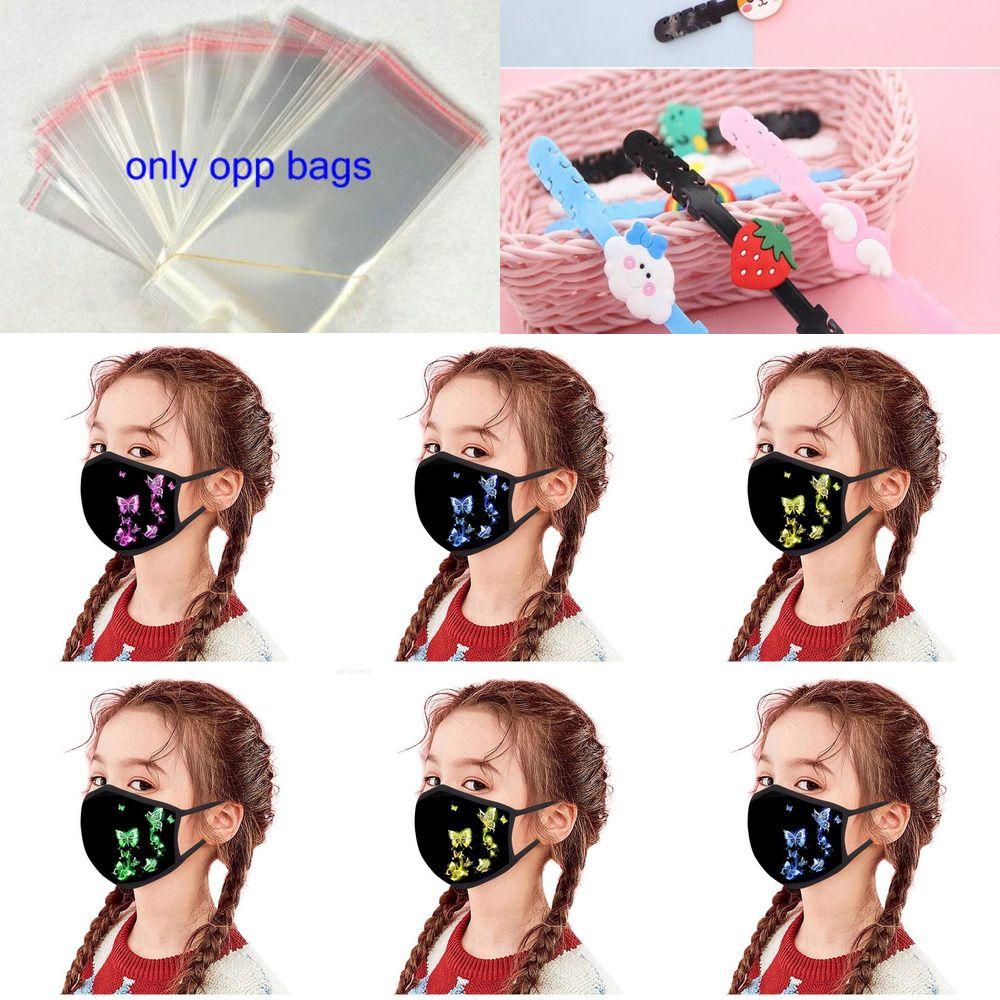 Bandana bambini tessuto maschera fascia fascia moda mascarillas para mondkapjes nios wasbaar bocca maschera con design masches lavables wmtyyd szo6