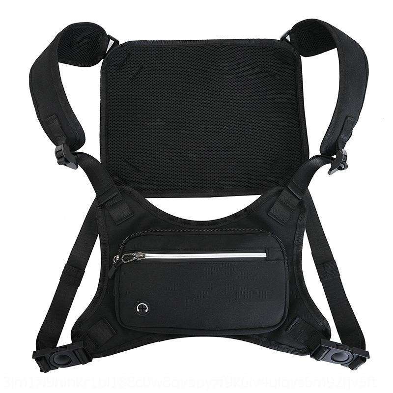 IFYR MEN039; S Водонепроницаемый грудь маленький нейлоновый плечо многофункциональный свет школьный пакет модной сумки путешествия спортивная печать слинг рюкзак