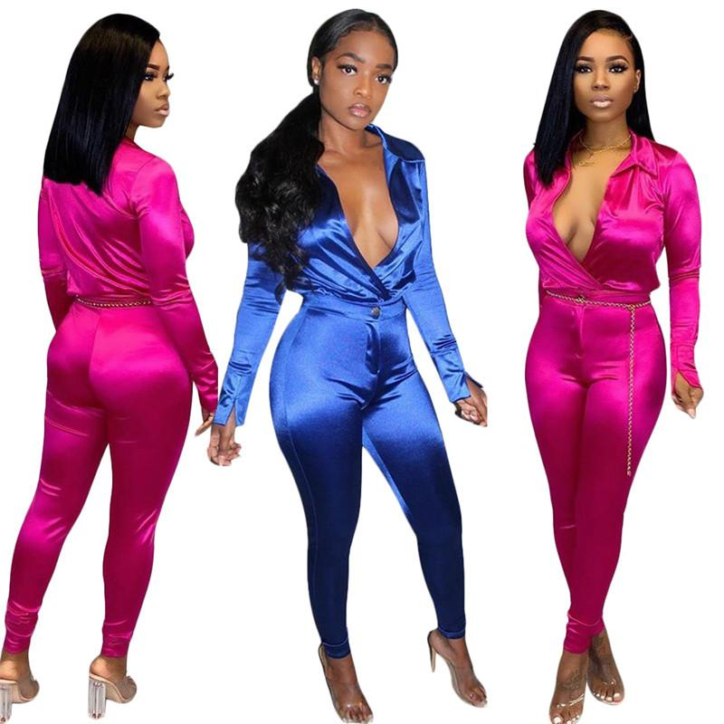 Mulheres Hoodie legging 2 peça conjunto de roupas de manga longa tracksuit jaqueta calças sportswear bodycon outerwear collants esportes hot klw2735