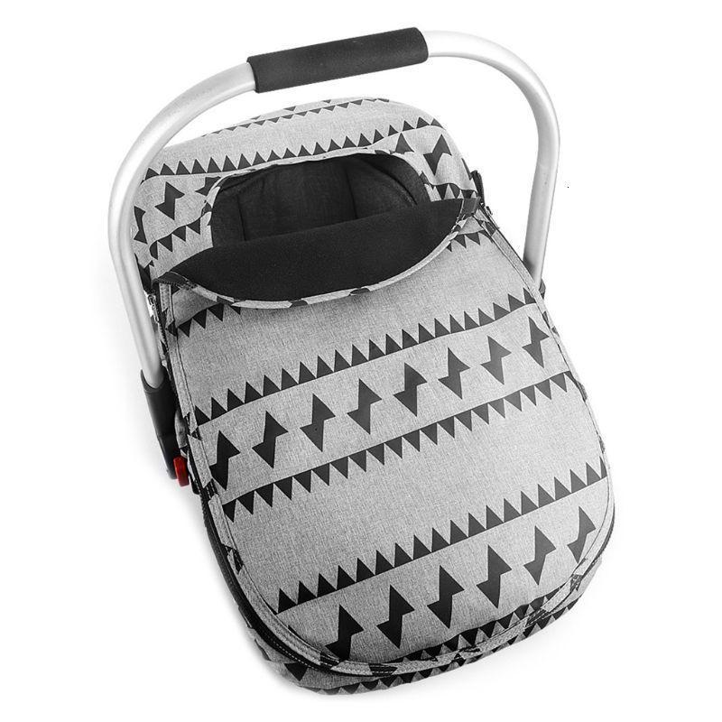 Yenidoğan Bebek Sepeti Araba Koltuğu Kapak Bebek Taşıyıcı Kış Soğuk Hava Dayanıklı Battaniye tarzı Gölgelik Y201001