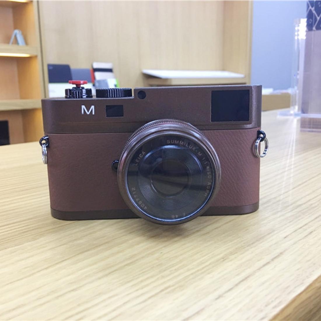 Modelo ficticio falso de la cámara DSLR de no funcionamiento Photo Studio Props para Leica M