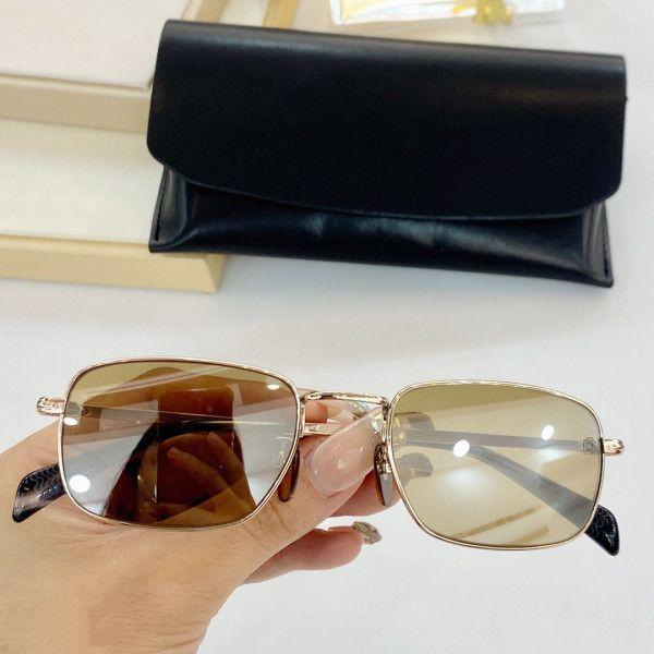 DB1035 جودة عالية جديد أزياء النظارات إطار قصير النظر الإطار العين الرجعية إطار كبير يمكن قياس وصفة طبية عدسة Size53-21-145cm