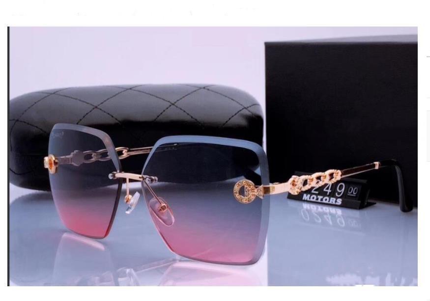 Commercio all'ingrosso-2019 nuovi occhiali da sole da uomo in stile New Shade Sun Casual Glasses and Frame S