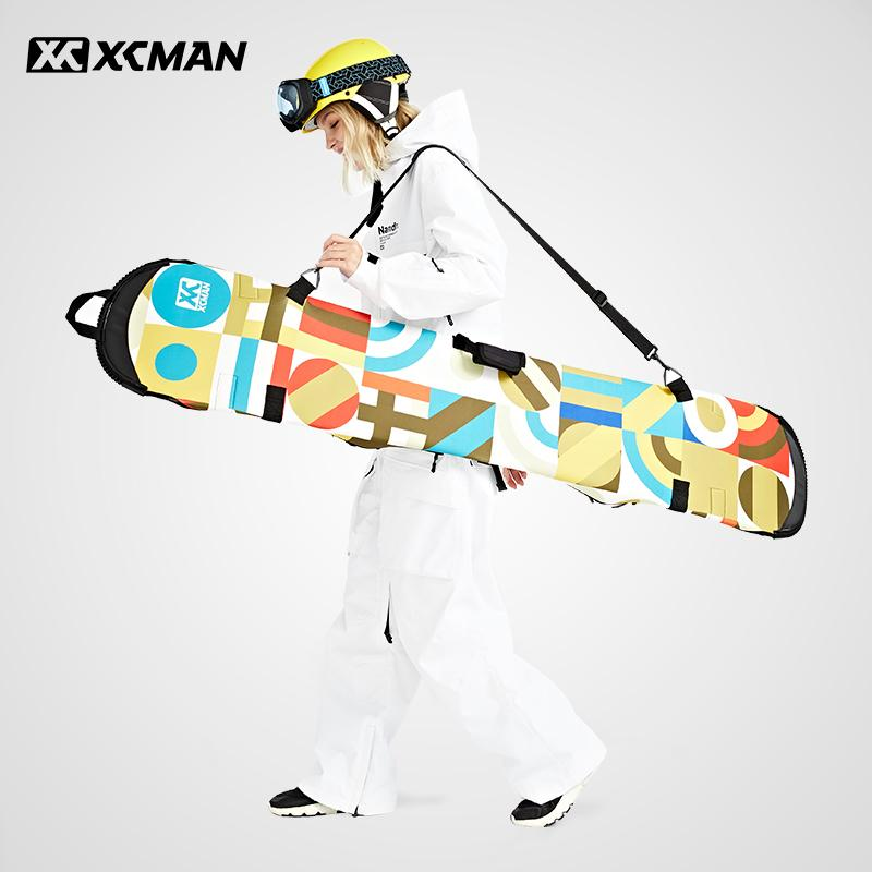 XCMAN Sleeve Cover Case Snowboard Bag for Travel Storage Transport Protection Suitcase Neoprene Q1230