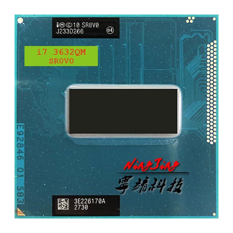 Intel Core i7-3632qm I7 3632Qm SR0V0 2.2 GHz Quad-Core Acht-Thread-CPU-Prozessor 6M 35W-Buchse G2 / RPGA988B