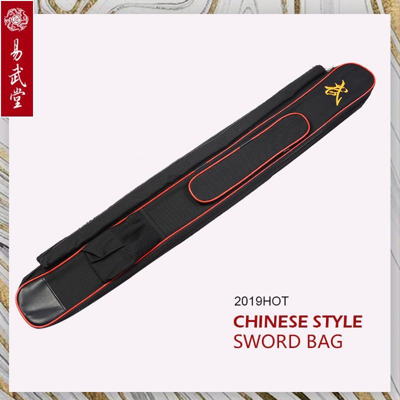 Grande capacidade Multifunction Sword Bags 1.1m Taichi Taichi Sacos de Espada de Espada Wushu e Kung Fu Artes Marciais Produtos Z1124