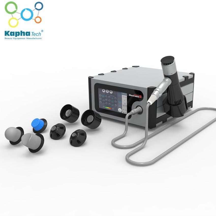 Équipement de thérapie anti-ondes de choc portatif de la machine à ondes de choc