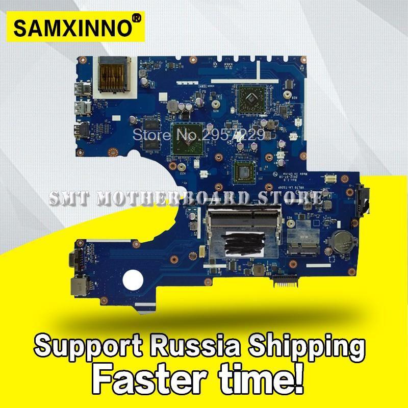 For Asus K73B K73BE X73B K73BR K73BY PBL70 LA-7323P Rev: 1A Laptop Motherboard Mainboard Card Logic Board Tested Well