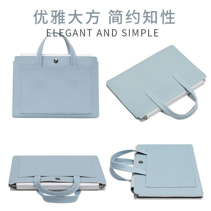 Красивое Apple 2020 Новый ноутбук MacBook Женщины M 1 Huawei Matebook14 для Lenovo Dell 15Pro13.3 дюйма 12air13 HP Внутренняя сумка