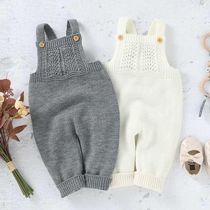 Mono mamelucos de bebé de punto de punto de punto de manga larga, niños, niñas, niñas, otoño, invierno, niños, niños, niñeras, ropa, ropa1