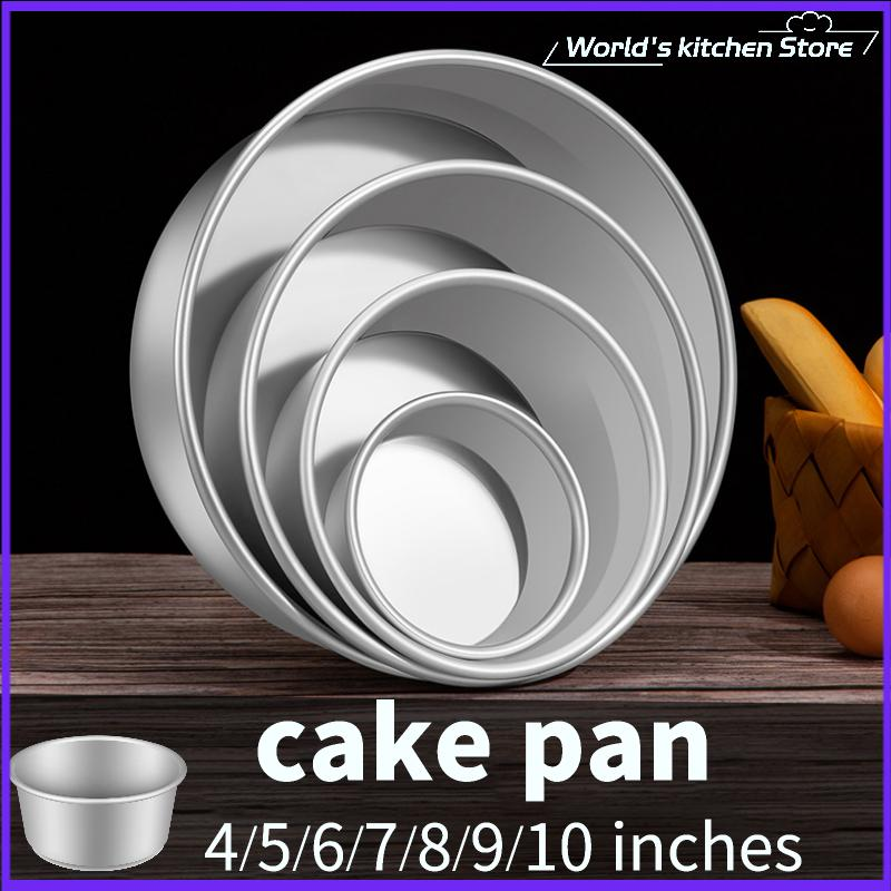 Mousse rimovibile Chiffon torta stampo anodization torta pan forno strumenti da forno strumenti da forno strumenti da forno al forno stampo da forno pane takeware bakewa