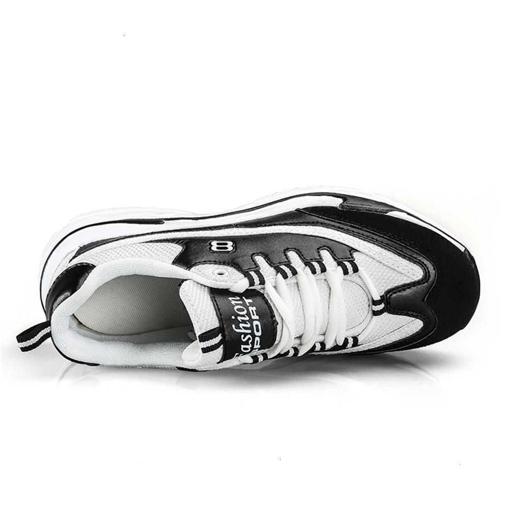 Yeni Varış Kadın Koşu Ayakkabıları Nefes Mesh Sneakers Kadın Için Hafif Siyah Beyaz Spor Kadın Ayakkabı Jogging Trainers