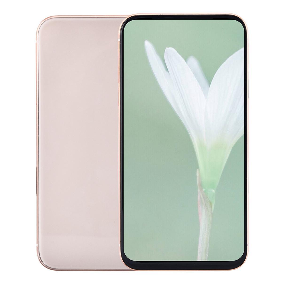 3 Kameras I12 PRO 5G V4 Smartphone 2 GB 16 GB 6,1 Zoll Alle Bildschirm HD + Quad-Kern 3G WCDMA Android OS Dual Nano SIM-Karte Gesichts-GPS-Smartphone 128GB 256GB 512GB freie UPS TNT blau