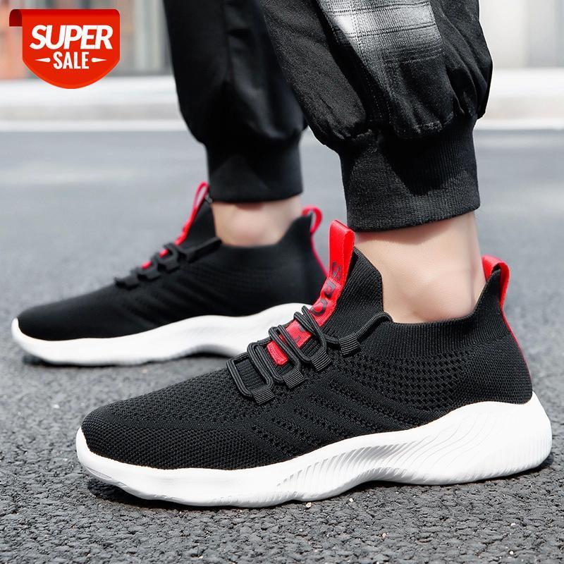 Кроссовки для мужчин дышащие спортивные кроссовки воздушные сетки удобные кроссовки для мужчин Zapatillas Deportivas мужские кроссовки # 1S5s
