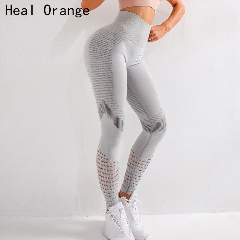 Ombre Nahtlose Leggings Sport Frauen Fitness Gym Hose Frauen Fitness Legging Sale Yoga Boek Spodnie Push Up Sport Leggins Frauen X1227