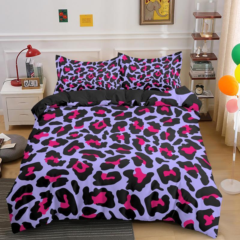 Bedding Sets 3D Set Duvet Cover Comforter With Pillowcase 2/3 Pcs US/AU/EU/UK Single/Twin/Queen/King 14 Size