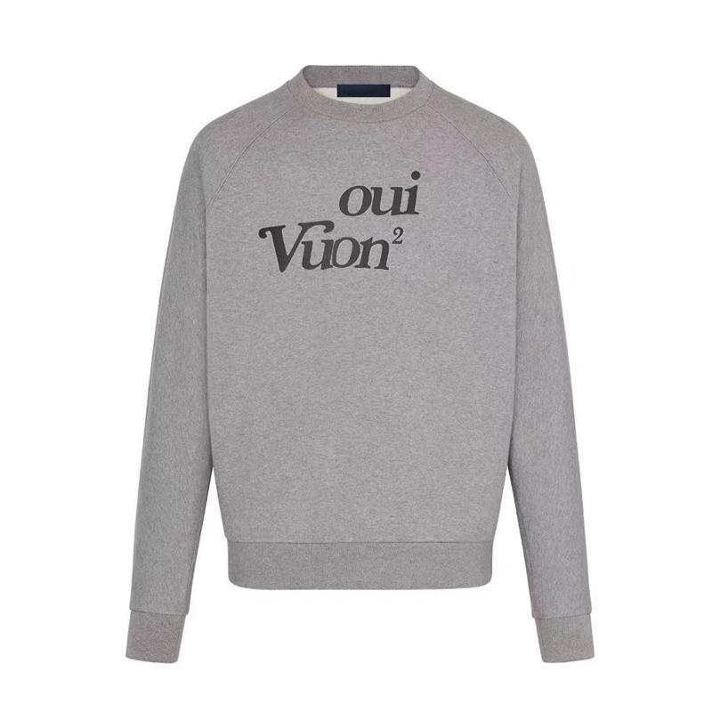 20ss 클래식 편지 인쇄 스웨터 남성 여성 패션 간단한 캐주얼 풀오버 높은 거리 Crewneck 스웨터 긴 소매 후드 HFYMWY365