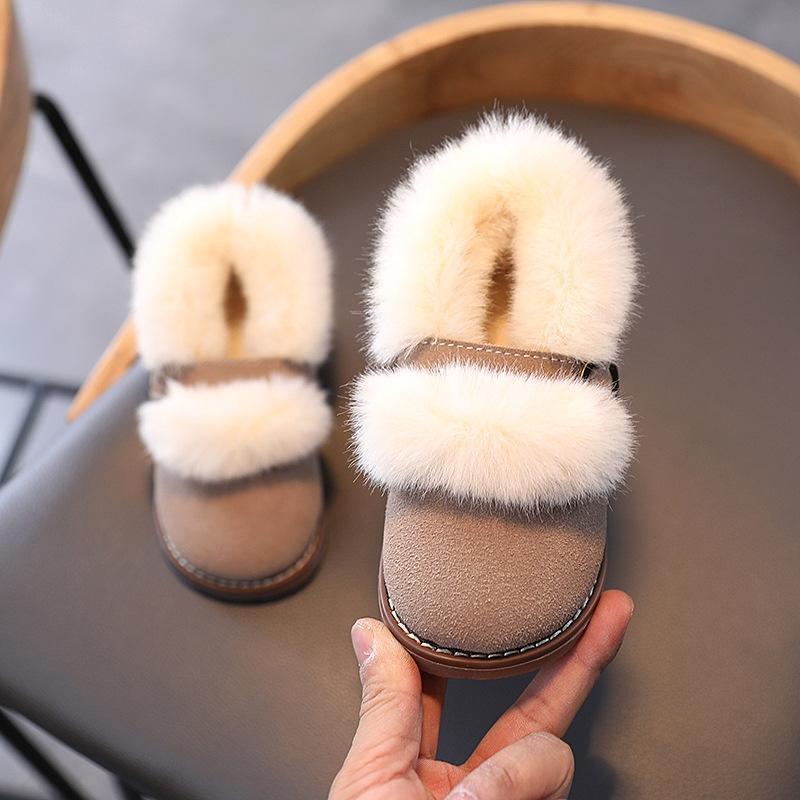 Cywk Boots UG женщинысLIS классические высокие сапоги пушистых да, я поставь мужчины детей зимний снег 2020Австралия скользит A8SA #