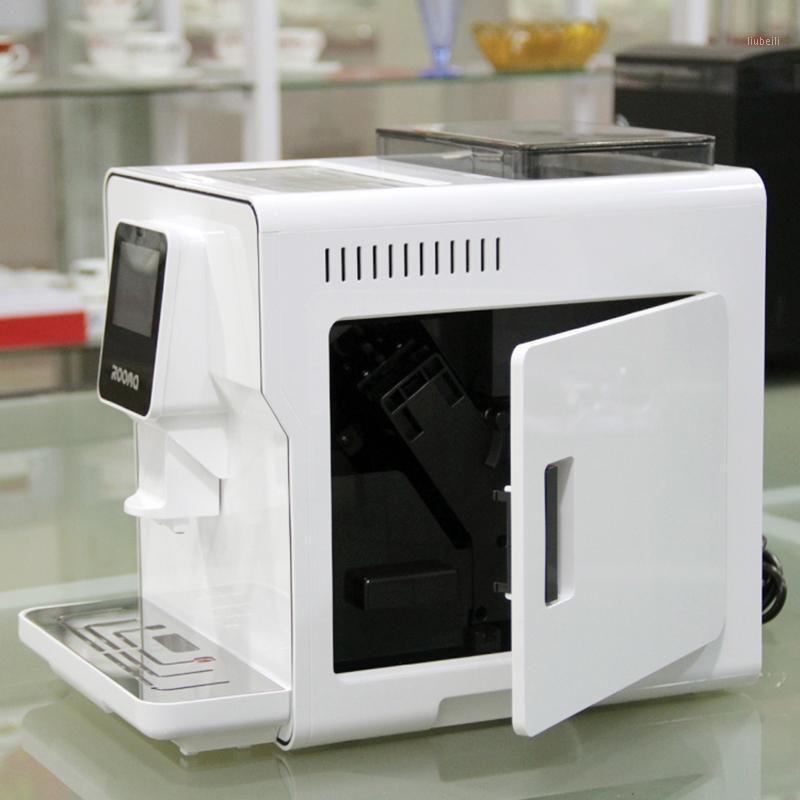 Écran tactile à café entièrement automatique entièrement automatique Cappucinno Latte Espresso Cafe Cafe Machine1