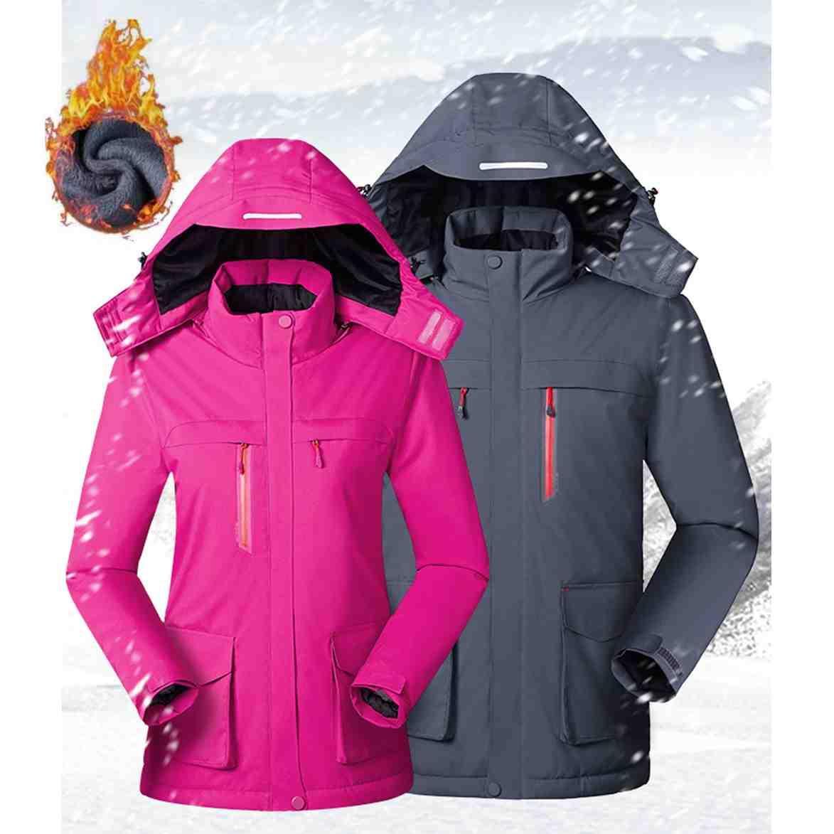 2021 Nouvelle veste chauffante de haute qualité pour femmes avec batterie et usine de hotte amovible FS9123