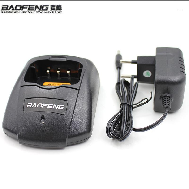 Walkie Talkie Home Charger Adapter Socket Base Original Baofeng UV-B5 For Uvb5 Uv-b6 Radio Uvb6 Accessories EU USA AU1